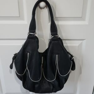 Stylish Black shoulder bag
